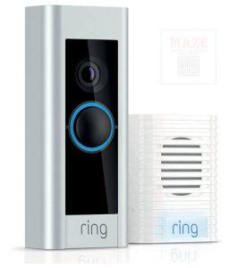 Ring Pro video entry doorbell