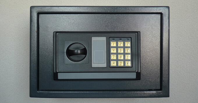 Digital Secure safes